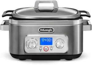 best multi cooker 2021 - de longhi livenza 7 in 1