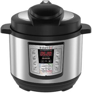 Instant Pot Lux Mini 6-in-1 Electric Pressure Cooker spaghetti