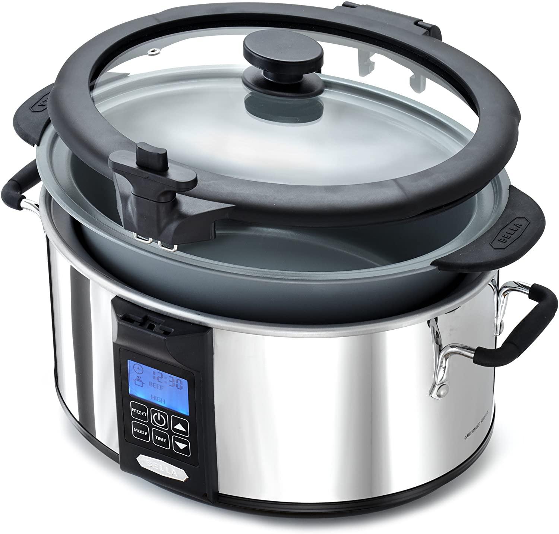 best slow cooker salmon crock pot bella