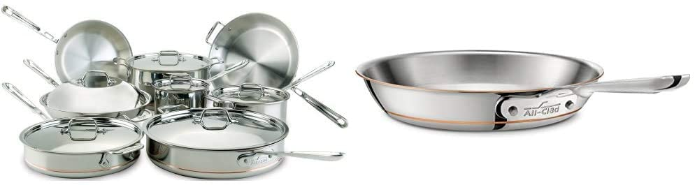 all clad 60090 best cookware sets